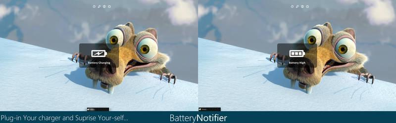 BatteryNotifier