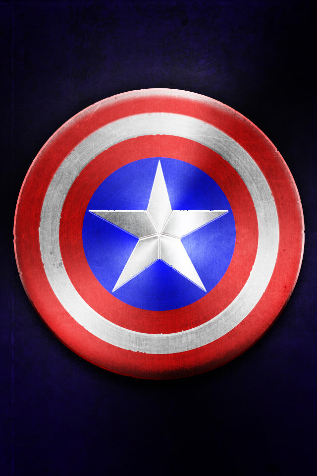 captain america iphone wallpaper by tinsdar on deviantart