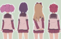 Yuru Yuri journal Skin by LolicOnion