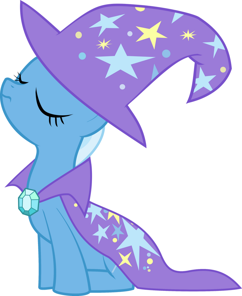 The Great and All-Powerful Trixie by pony701