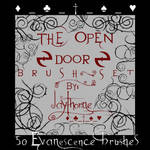 xx_Evanescence GIMP Brush Set.