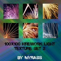 Firework Light textures set 2 by draconis393