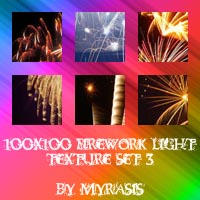 Firework Light textures set 3 by draconis393