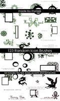 Misc Icon Brushes