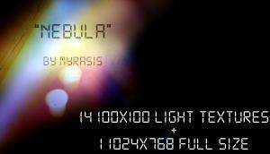 Nebula- 14 Light Textures