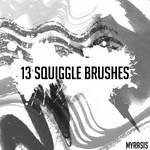 Squiggle Brushes