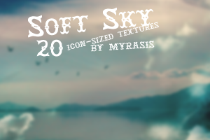 Soft Sky textures by draconis393