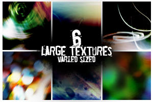 6 Large Textures by draconis393