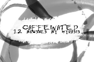Caffeinated-Coffee Mug Stains by draconis393