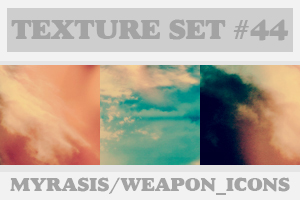 Texture Set 44 by draconis393