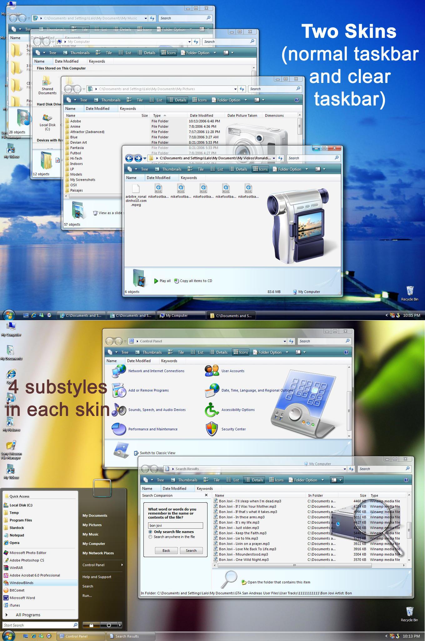 Vista RC2 - DOWNLOADABLE by JuanPerez