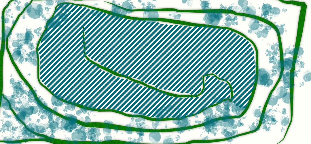 Vortex of Water by PeterDLoneWolf