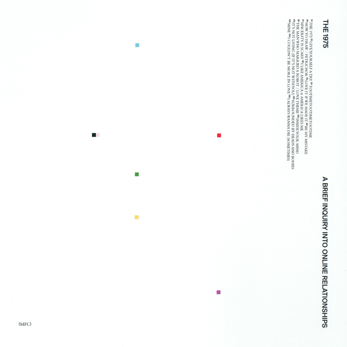 ABIIOR -The 1975 (2018) Album Download by obviouslysarah on
