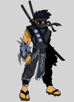Ninjudo Shadowbreather Anim