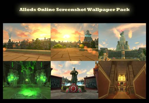 Allods Online Wallpaper Pack
