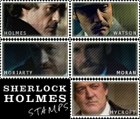SH2 Character Stamp Set by nitefise