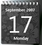Akanaz_Calendar Gadget by Akanaz