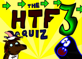 The HTF Quiz 3 by UnrealCanine