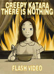 Creepy Katara-There is Nothing