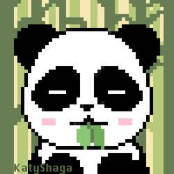 Panda by KatyShaga