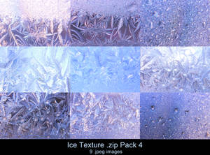 Ice Texture .zip Pack 4