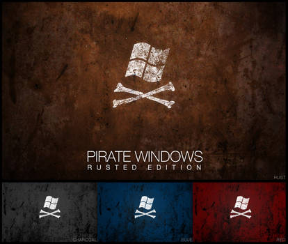 Pirate Windows: Rusted edition