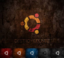 Destroy Ubuntu by lukeroberts