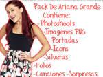 Pack De Ariana Grande