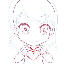 [CLOSED] YCH 40 -  GIF Valentine