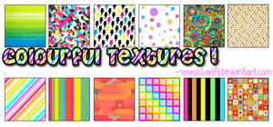 Colourful textures