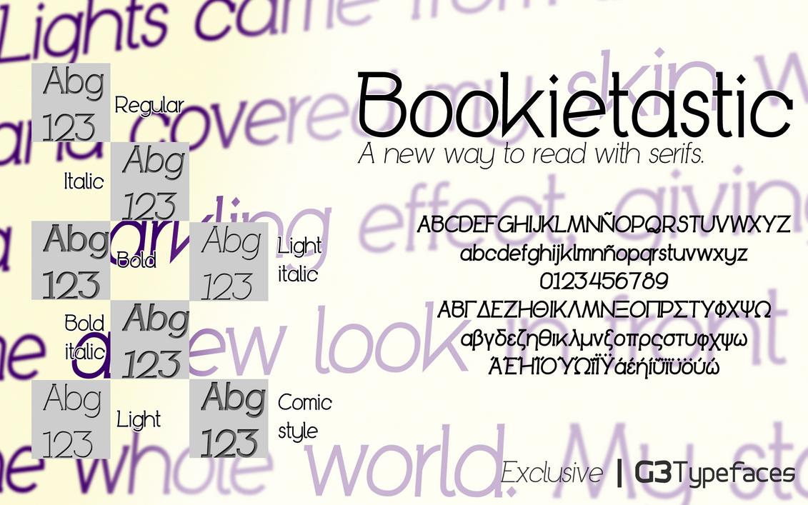 Bookietastic by G3Drakoheart-Arts