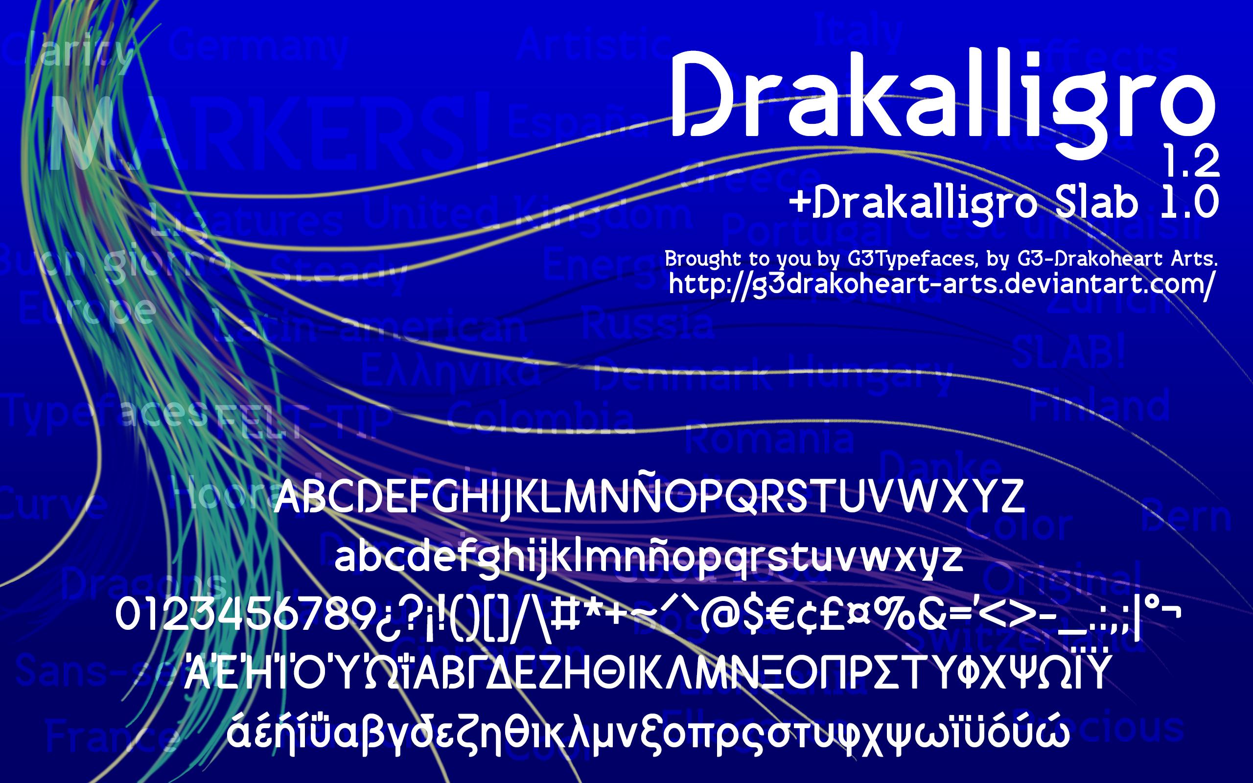 Drakalligro by G3Drakoheart-Arts