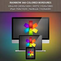 Colored Bordures 'Rainbow 360'