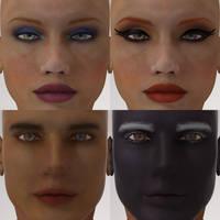 Dawn and Dusk Texture Masks 1