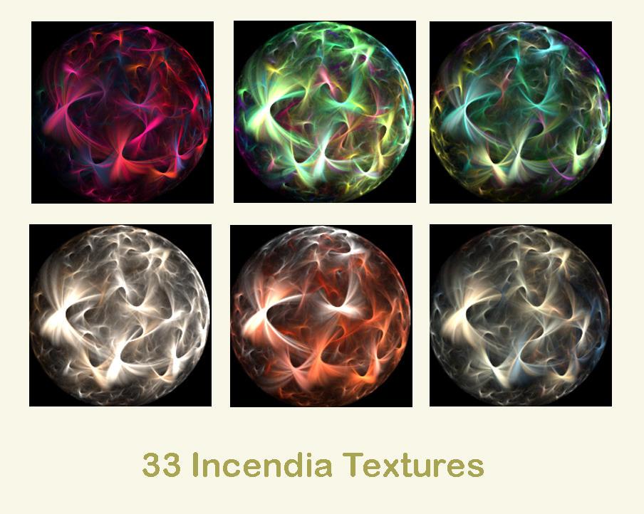 IT_002 Incendia Textures by hallv5