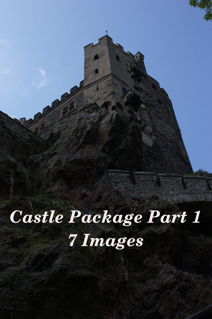 Castle Package 1 by bookscorpion