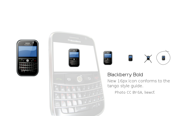 Crackberry Icon by techtoucian