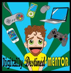 Digitally-Destined-Mentor by AJKutabear