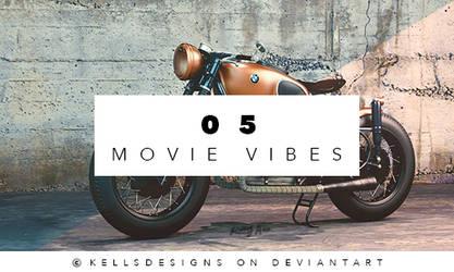 PSD 05: Movie Vibes. by Kellsyy