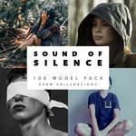 Model Pack 01: Sound Of Silence. by Kellsyy