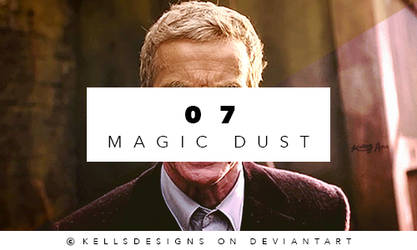 PSD 07: Magic Dust. by Kellsyy