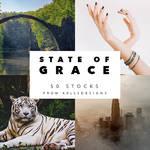 Stock Pack 01: State Of Grace. by Kellsyy