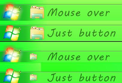 Windows 7 Start Button By MorzzE