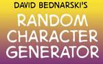 Character Generator - 4 Excel