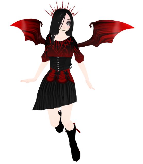~MMD Demon Model DOWNLOAD~ By Saiko-Hoshi On DeviantArt