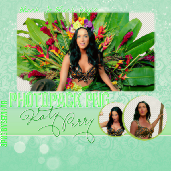 Katy Perry Png Pack by semkar