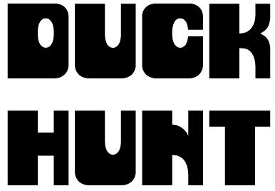 Duck Hunt by WurdBendur