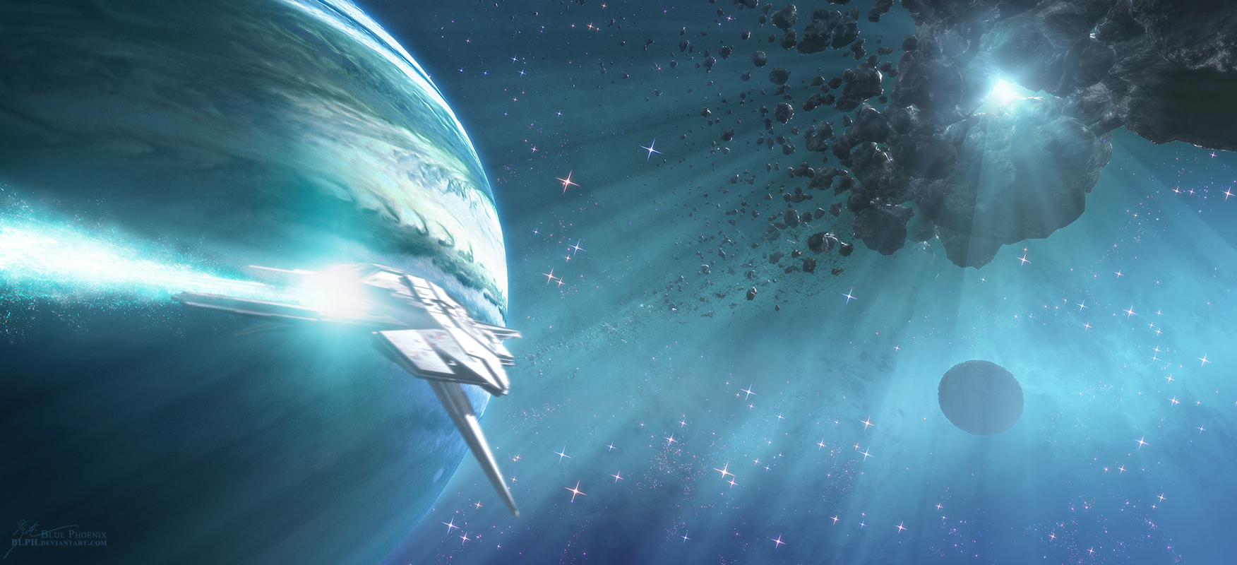 Celestial Ether