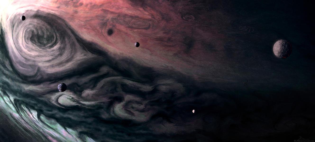 Jovian Domain by BLPH