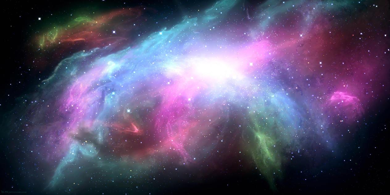 Chaos Nebula by BLPH